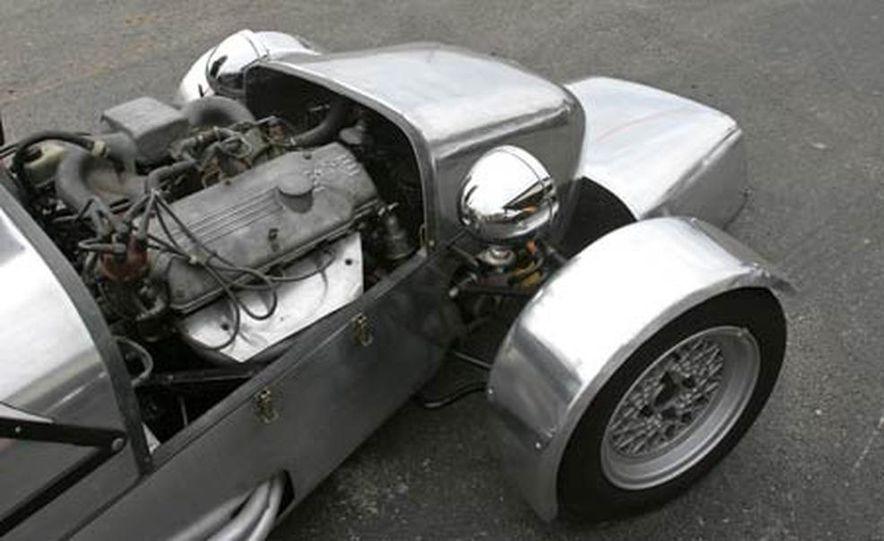 Chris Fiaccone's Locost sports car - Slide 42