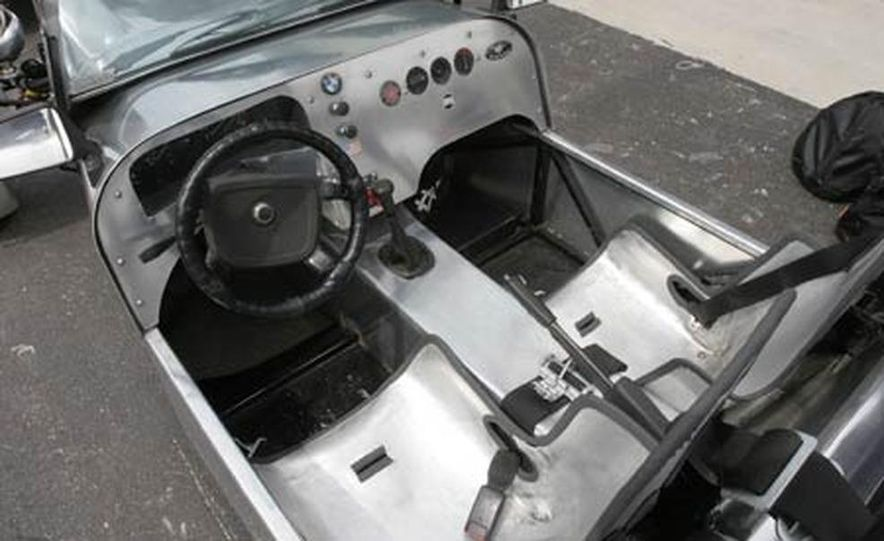 Chris Fiaccone's Locost sports car - Slide 43