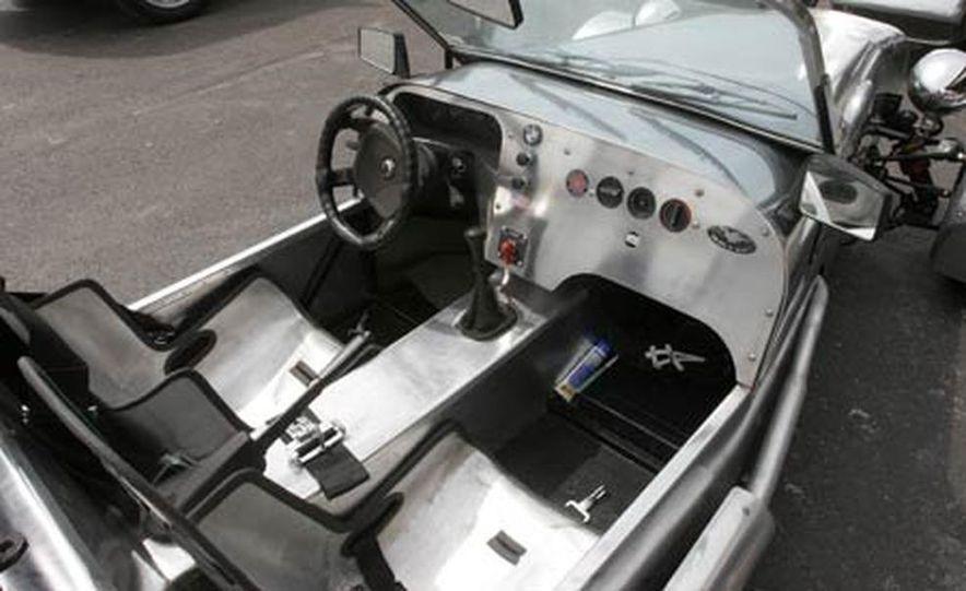Chris Fiaccone's Locost sports car - Slide 44