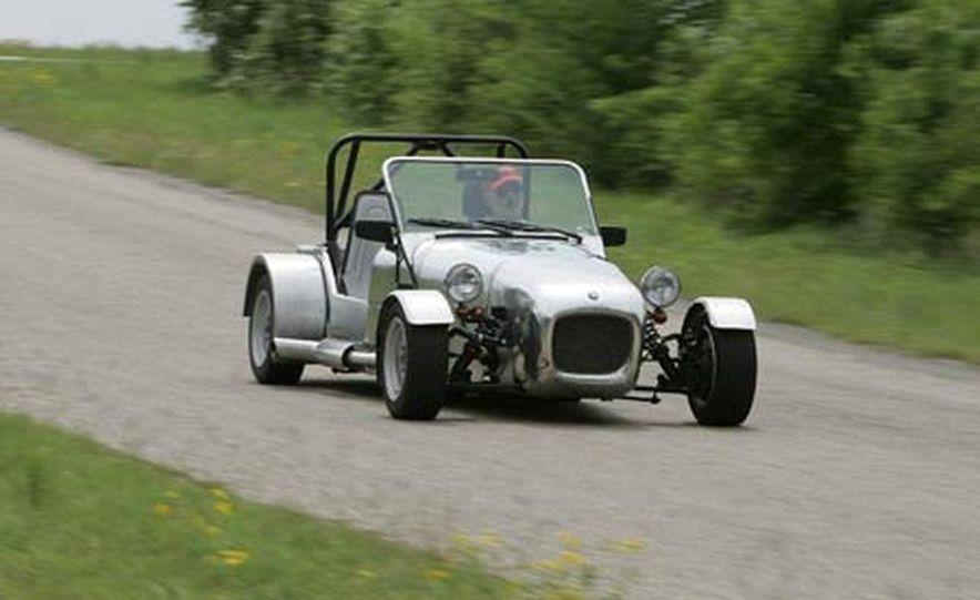 Chris Fiaccone's Locost sports car - Slide 26