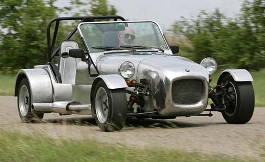 Chris Fiaccone's Locost sports car - Slide 30