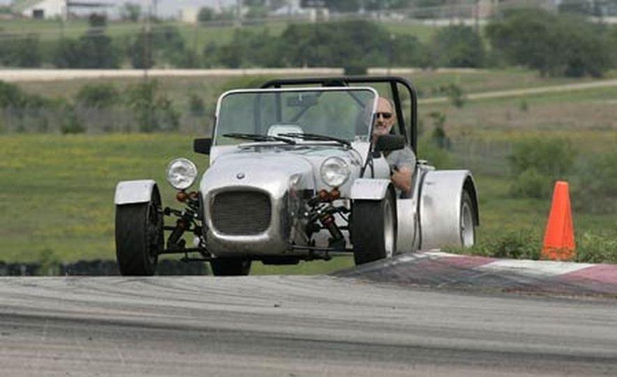 Chris Fiaccone's Locost sports car - Slide 32