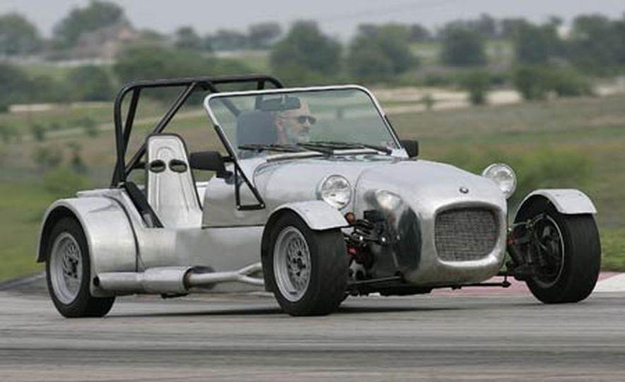 Chris Fiaccone's Locost sports car - Slide 33