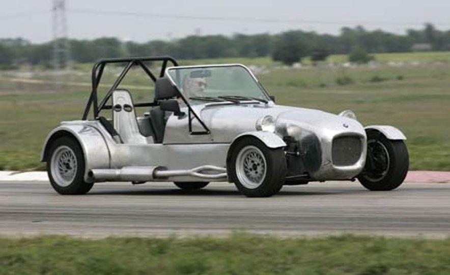 Chris Fiaccone's Locost sports car - Slide 34