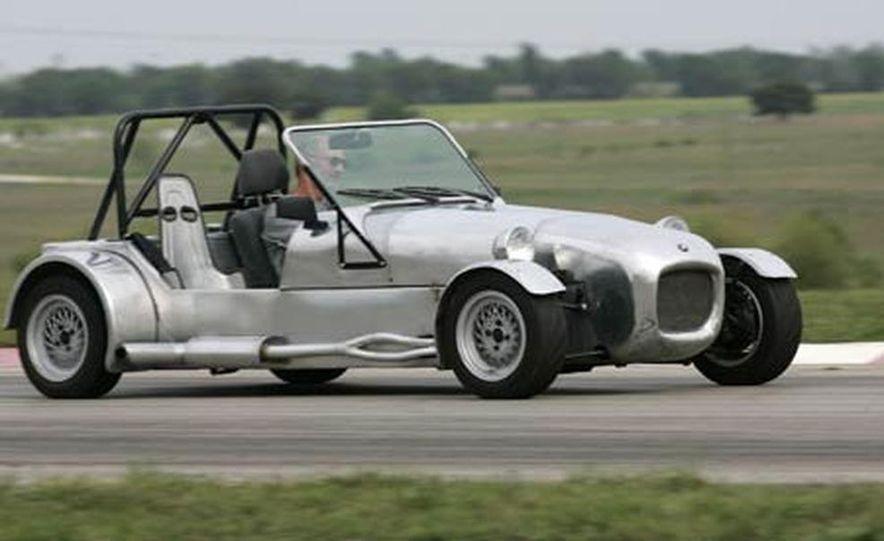 Chris Fiaccone's Locost sports car - Slide 35