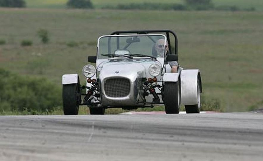 Chris Fiaccone's Locost sports car - Slide 36