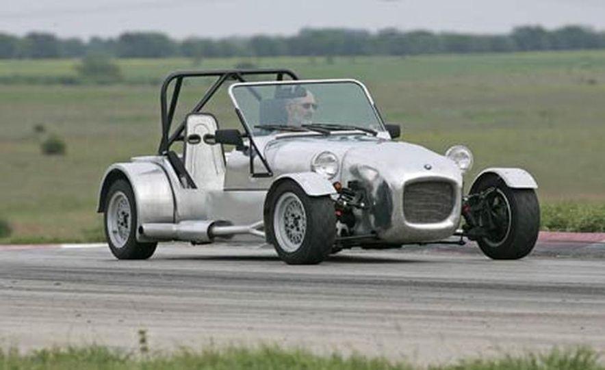 Chris Fiaccone's Locost sports car - Slide 37