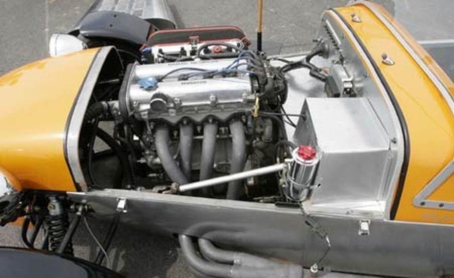 Chris Fiaccone's Locost sports car - Slide 71