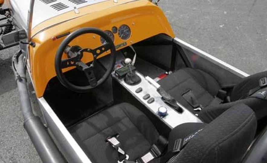 Chris Fiaccone's Locost sports car - Slide 75