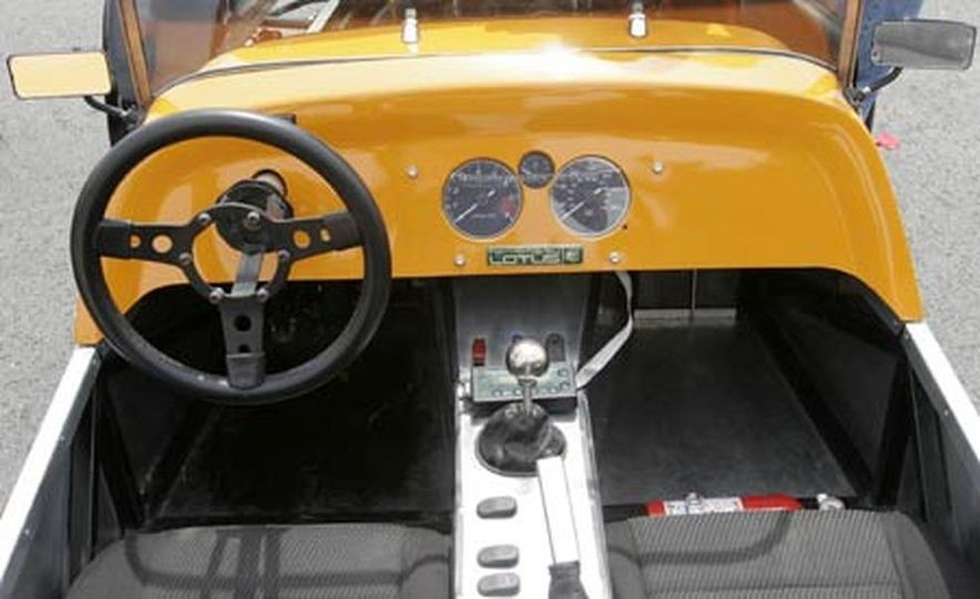 Chris Fiaccone's Locost sports car - Slide 76