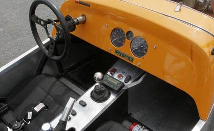 Chris Fiaccone's Locost sports car - Slide 77