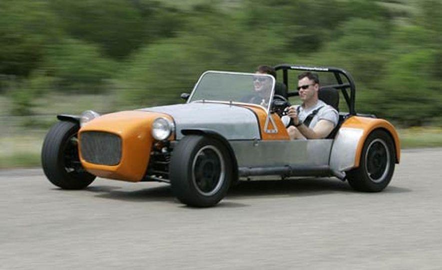Chris Fiaccone's Locost sports car - Slide 47