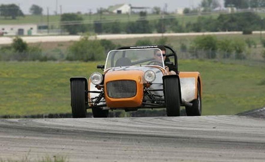 Chris Fiaccone's Locost sports car - Slide 52