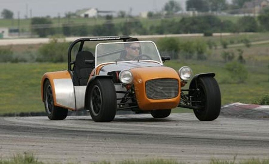 Chris Fiaccone's Locost sports car - Slide 53