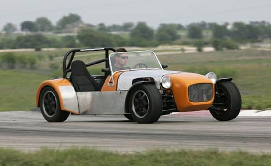 Chris Fiaccone's Locost sports car - Slide 54