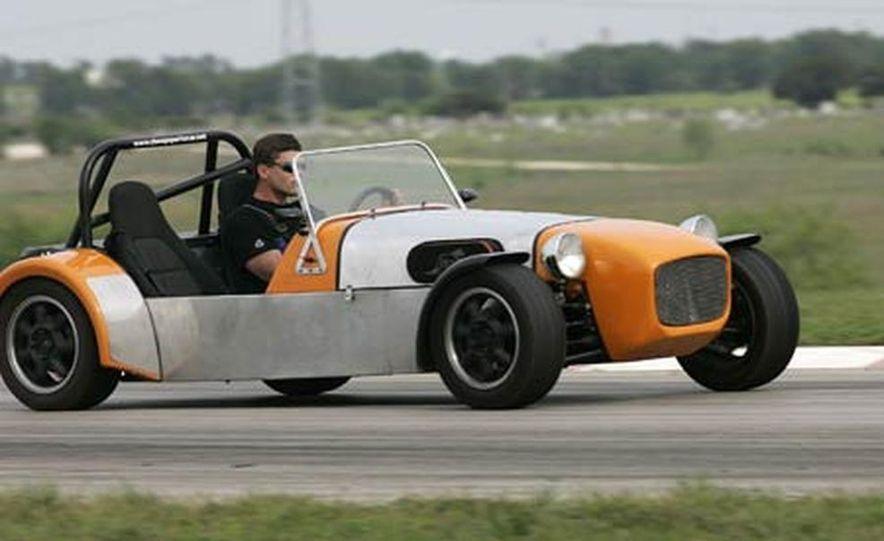 Chris Fiaccone's Locost sports car - Slide 55