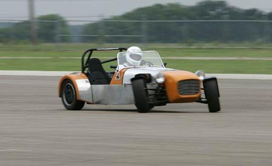 Chris Fiaccone's Locost sports car - Slide 59