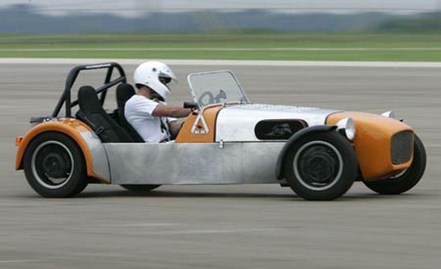 Chris Fiaccone's Locost sports car - Slide 60