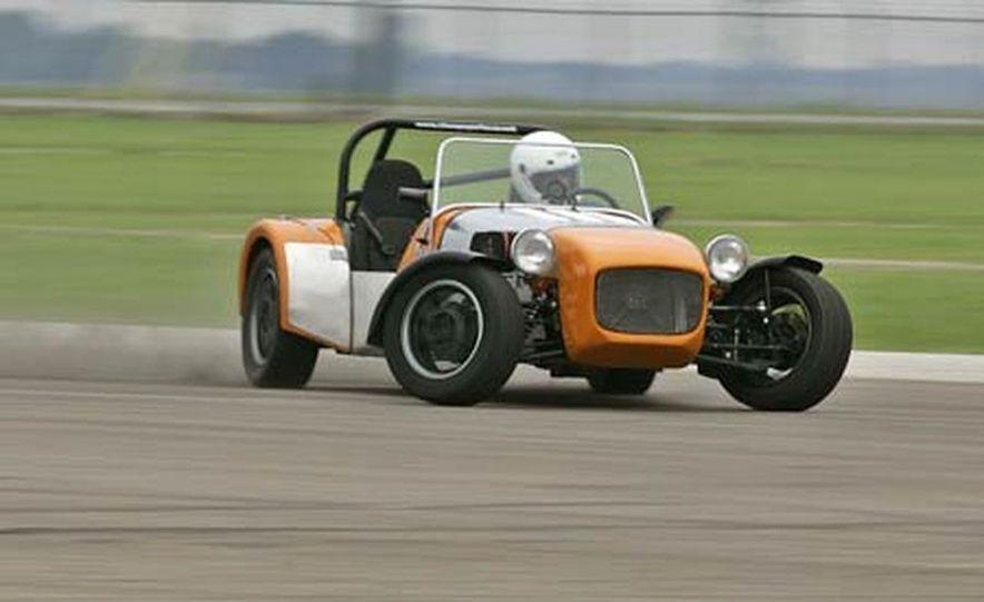 Chris Fiaccone's Locost sports car - Slide 63