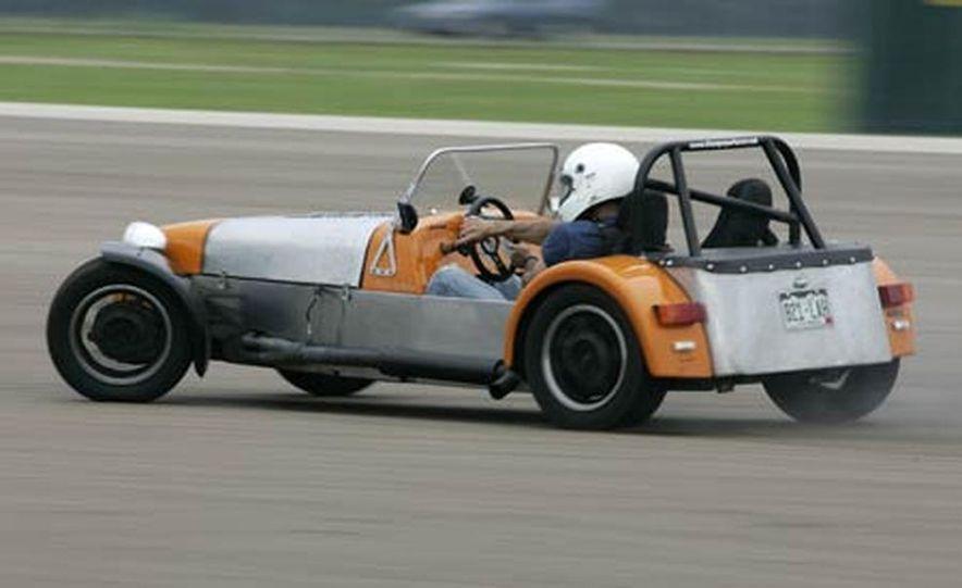 Chris Fiaccone's Locost sports car - Slide 64