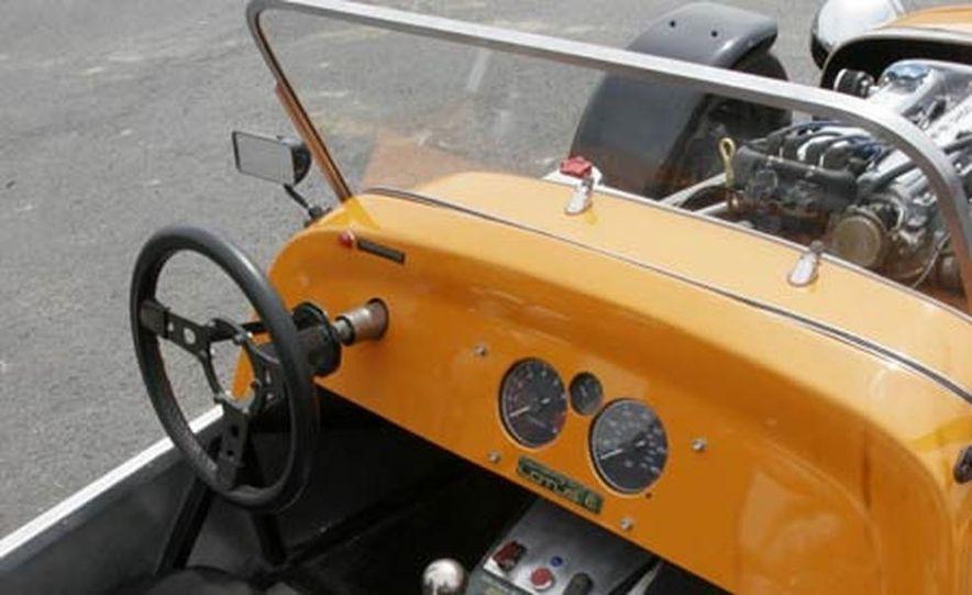 Chris Fiaccone's Locost sports car - Slide 65