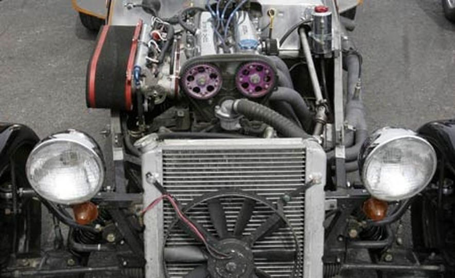Chris Fiaccone's Locost sports car - Slide 66