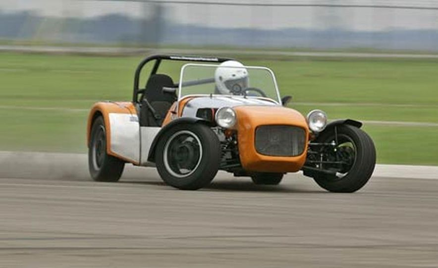 Chris Fiaccone's Locost sports car - Slide 68