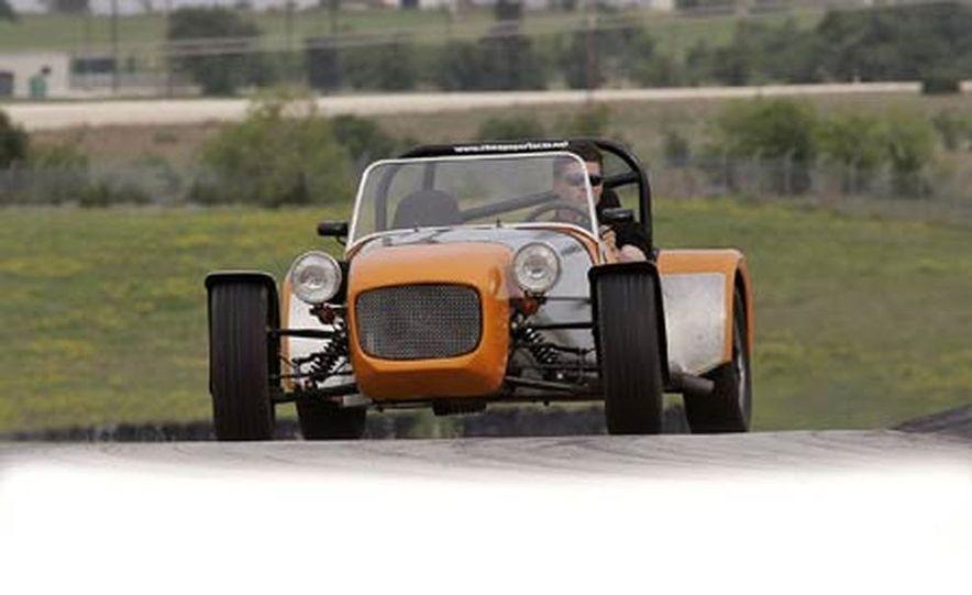 Chris Fiaccone's Locost sports car - Slide 69