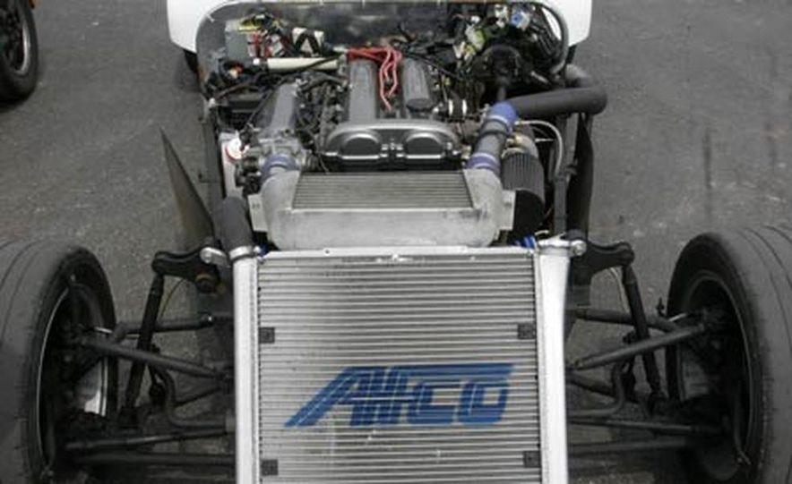 Chris Fiaccone's Locost sports car - Slide 91