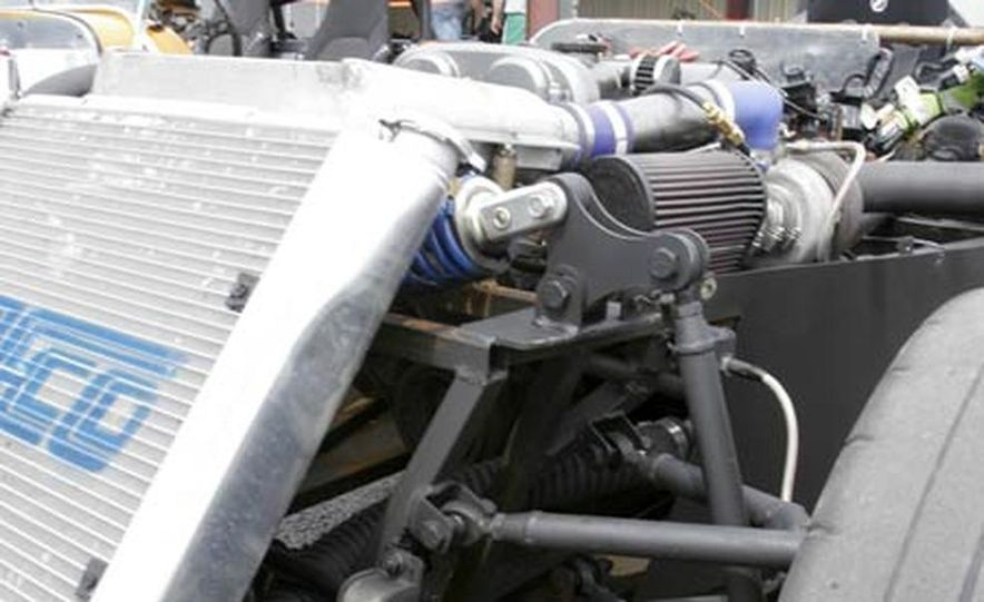 Chris Fiaccone's Locost sports car - Slide 92