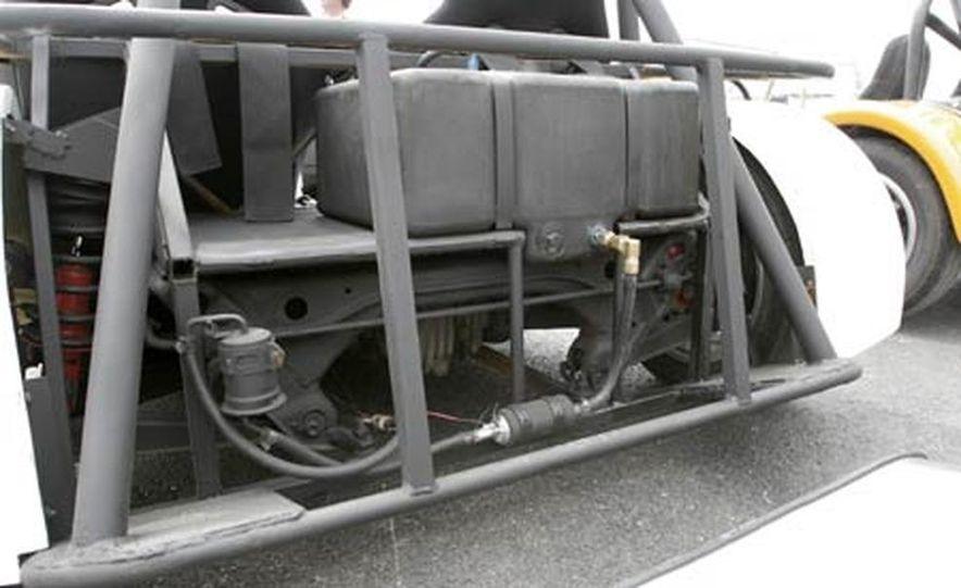 Chris Fiaccone's Locost sports car - Slide 78