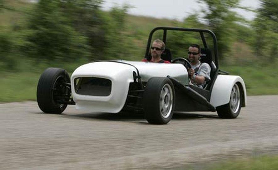 Chris Fiaccone's Locost sports car - Slide 82