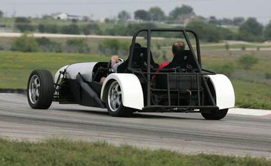 Chris Fiaccone's Locost sports car - Slide 83