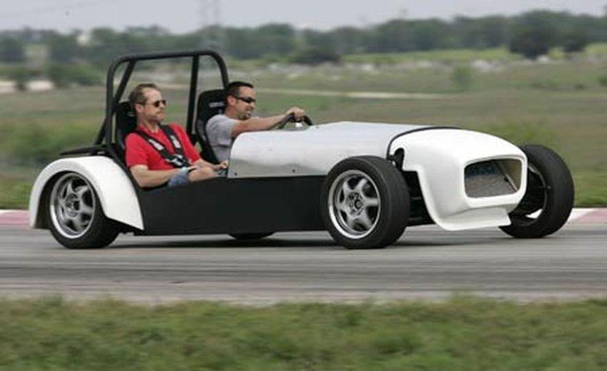Chris Fiaccone's Locost sports car - Slide 84