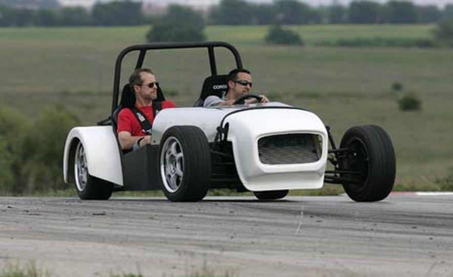 Chris Fiaccone's Locost sports car - Slide 85