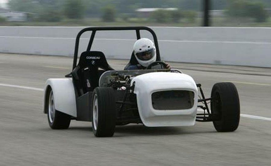 Chris Fiaccone's Locost sports car - Slide 86