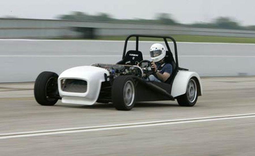 Chris Fiaccone's Locost sports car - Slide 87