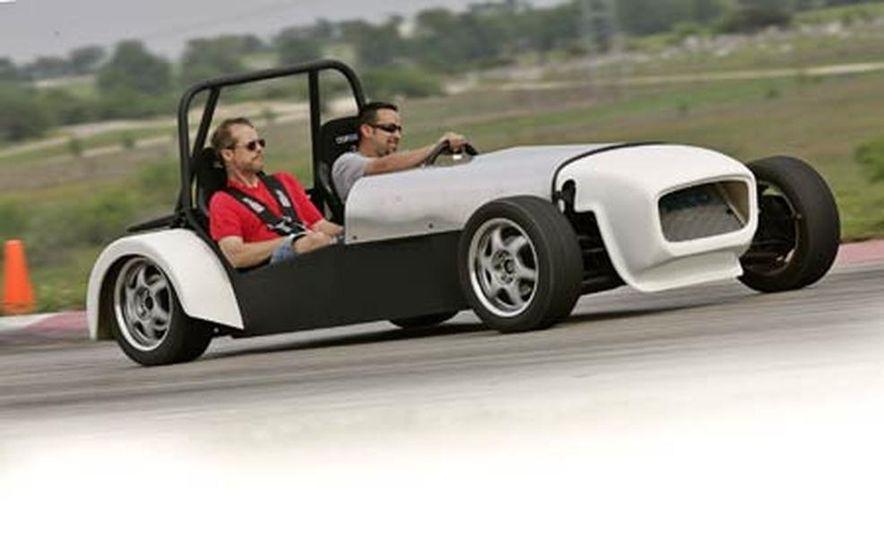 Chris Fiaccone's Locost sports car - Slide 88