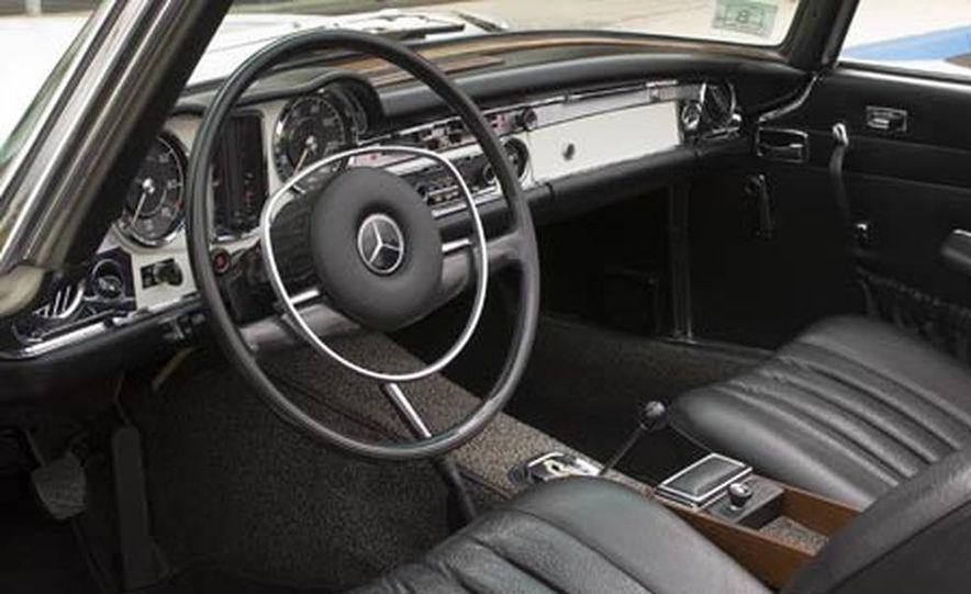 1971 Mercedes-Benz 280SL - Slide 5