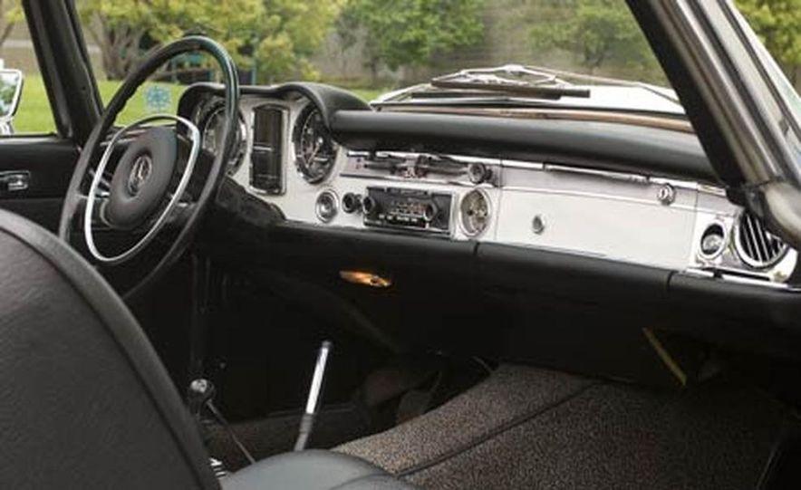 1971 Mercedes-Benz 280SL - Slide 6