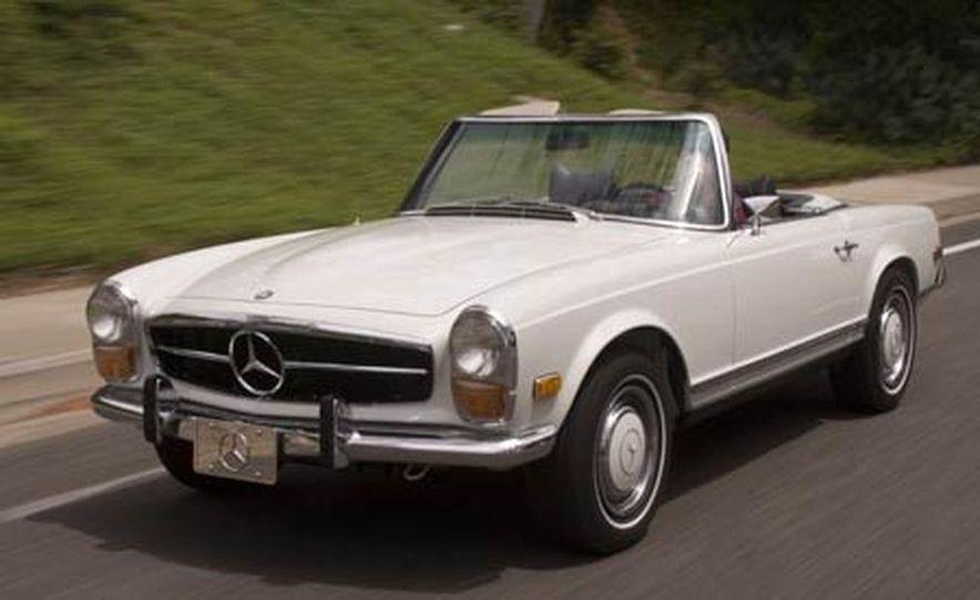 1971 Mercedes-Benz 280SL - Slide 1