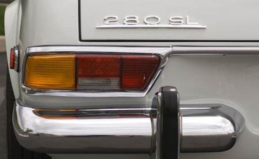 1971 Mercedes-Benz 280SL - Slide 9