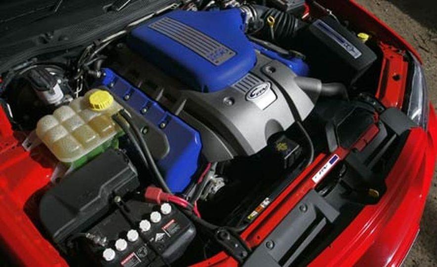 2006 Ford Falcon FPV GT Boss 290 - Slide 7