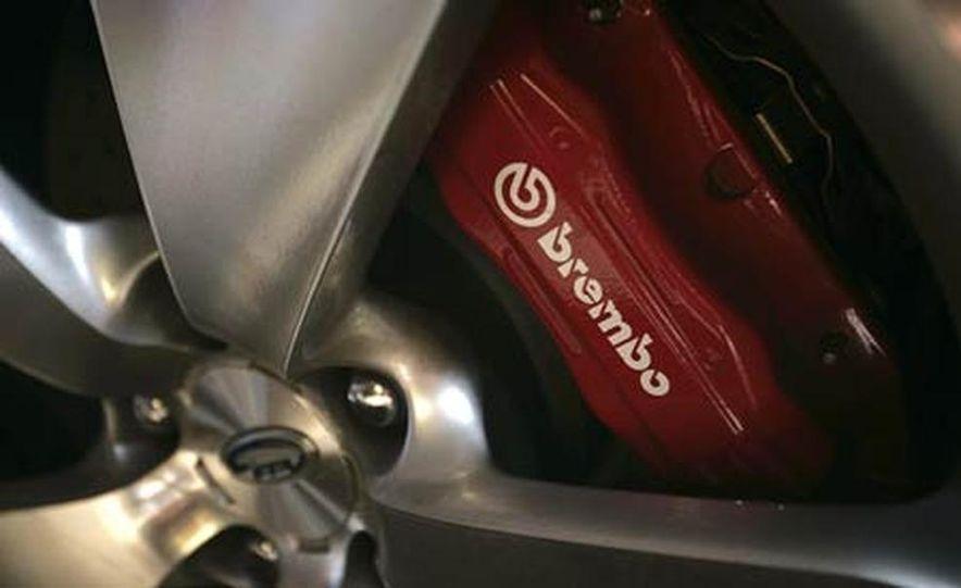 2006 Ford Falcon FPV GT Boss 290 - Slide 14