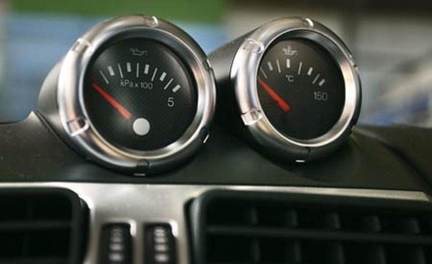 2006 Ford Falcon FPV GT Boss 290 - Slide 17
