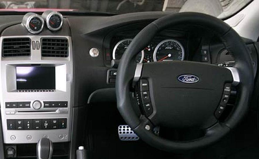2006 Ford Falcon FPV GT Boss 290 - Slide 20
