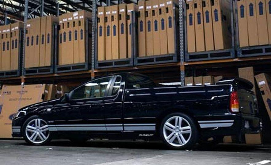 2006 Ford Falcon FPV GT Boss 290 - Slide 37