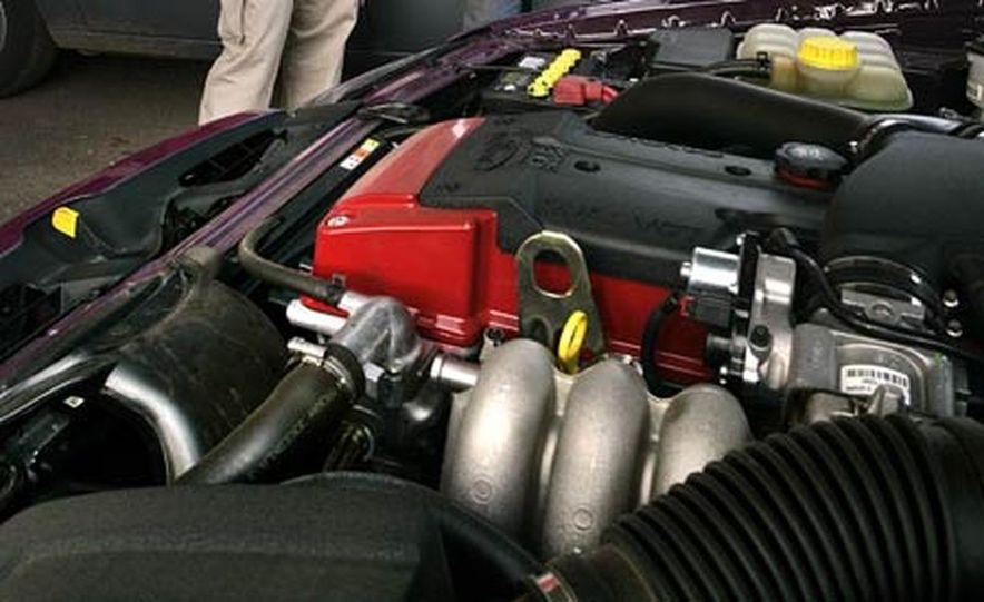 2006 Ford Falcon FPV GT Boss 290 - Slide 39