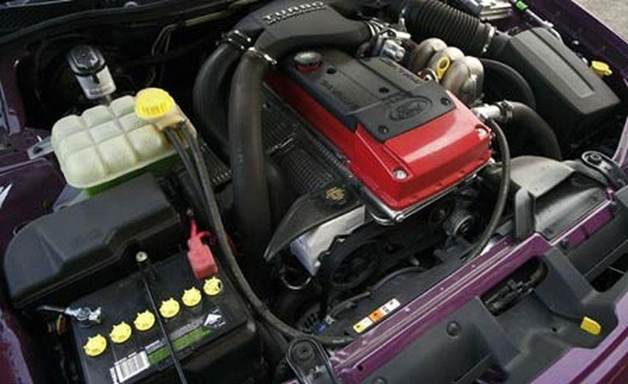 2006 Ford Falcon FPV GT Boss 290 - Slide 40