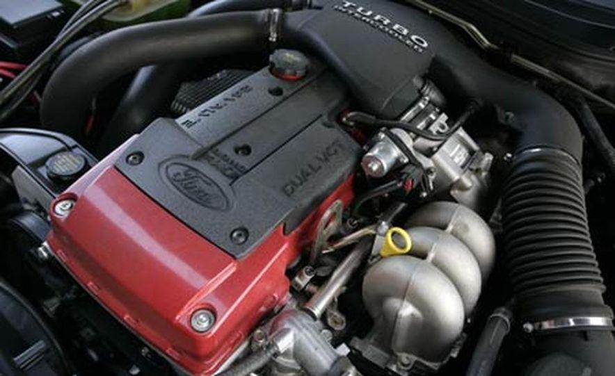 2006 Ford Falcon FPV GT Boss 290 - Slide 41
